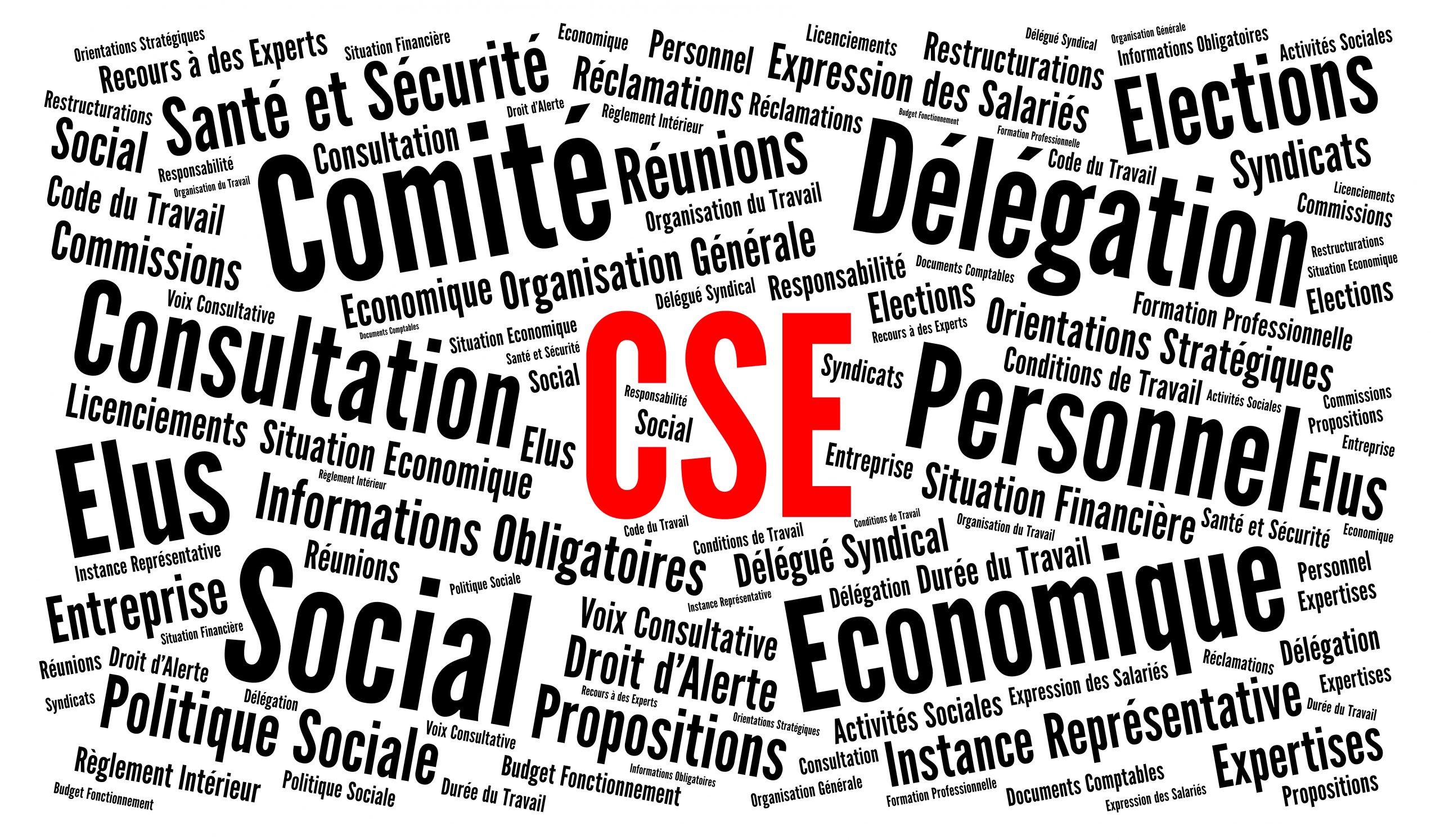 Covid-19 : consultations du CSE